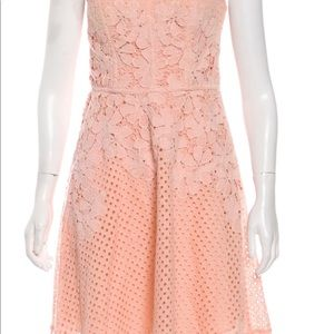 BRAND NEW yoana baraschi strapless dress